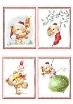 ***Bear on ornament
