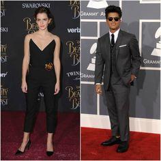 20 Parejas de famosos que miden lo mismo; con qué celebridad compartes estatura?