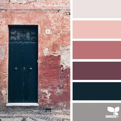 """2,468 Likes, 12 Comments - Jessica Colaluca, Design Seeds (@designseeds) on Instagram: """"today's inspiration image for { a door color } is by @closetteblog ... thank you, Federica, for…"""""""