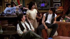 Recap of Friends Season 1 Episode 1 (S01E01) - 45