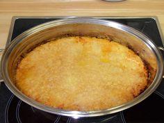 Lasagne, Klassiker, überbacken mit viel Käse und Hackfleisch