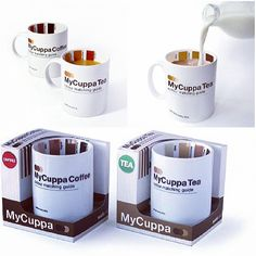 These mugs get you the perfect mix every time. All you have to do is maych the color guide inside #Jordan #Gifts #Unique #Gift #UAE #GCC #Stationary #Office #Mug #color #guide #follow #Dubai #KSA