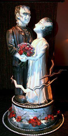 The Bride Of Frankenstein | by New Rosebud