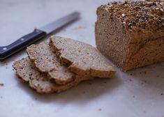 gluten free millet buckwheat bread + exciting news!