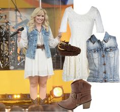 Get Demi's country-cute look!