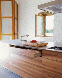 bulthaup b3 #küche #küchenblock #spüle ©Bulthaup GmbH & Co KG