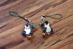 Small Totoro  Tonari no Totoro Charm by Linai on Etsy