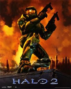 Halo 2-one of my favorite games of ALL TIME!