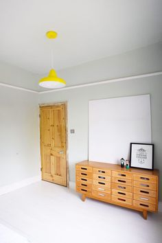A few months ago we first revealed our newly plastered and painted fourth bedroom. Picture Rail Bedroom, Bedroom Pictures, Dining Room Colors, Bedroom Colors, Blackened Farrow And Ball, Farrow And Ball Bedroom, Loft Room, Home Bedroom, Bedroom Ideas