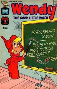 Wendy the Good Little Witch (1960) comic books 1970-1985