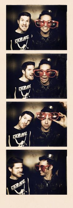 Andy & Pete <3