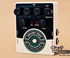 Electro Harmonix - Crash Pad Electronic Crash Drum