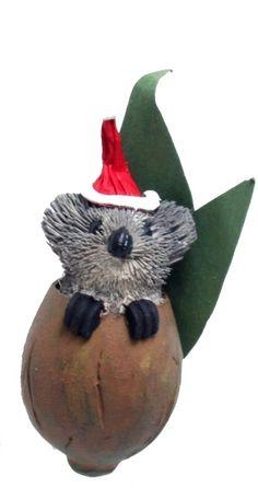 koala angel ornament christmas australian animal angel decoration handcrafted wood original design crafts pinterest australian animals