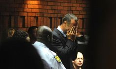 Oscar Pistorius weeps in court in Pretoria, South Africa at his bail hearing in the murder case of his girlfriend Reeva Steenkamp. Photograph: Antoine de Ras/AP    SO WHAT DO THE PINTEREST PEOPLE SAY. He Did It?