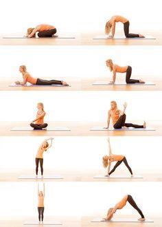 22 best yoga sequences images  yoga sequences yoga yoga