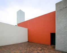 The Luis Barragán House, Mexico City. The Casa Luis Barragán is a temple to the architect's philosophy of architectural simplicity and harmony with nature. In his later career he abandoned architecture altogether, to pursue garden design.