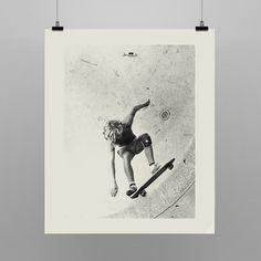 Poster Bowl Surfer. Shop: http://locomattive.com.br