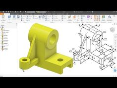 18 Best Autodesk inventor tutorial images in 2019 | Autodesk