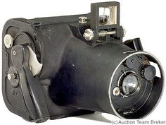Graflex K-20 aerial camera used by the Army Air Force, U.S. Navy and Marine Corps.