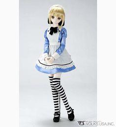 Outfits :: Brand :: Tenshi-no-Koromo :: Alice Maid Set
