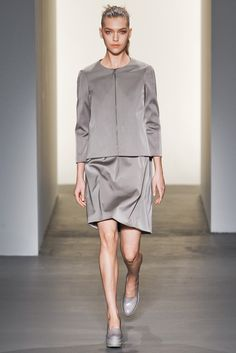 Calvin Klein Collection Fall 2011 Ready-to-Wear - Beauty - Gallery - Style.com