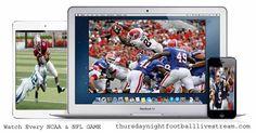 Washington vs NY Giants live stream NFL Thursday Night Football