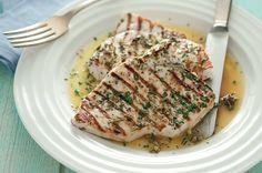 Pesce spada al salmoriglio  ricetta