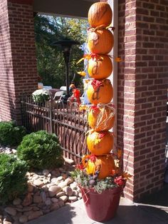 Cute idea for October at #Smithview