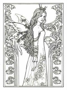 fairy princess by Carol Craig