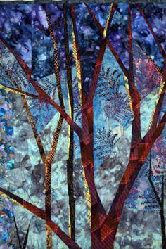 Linda Beach Art Quilt