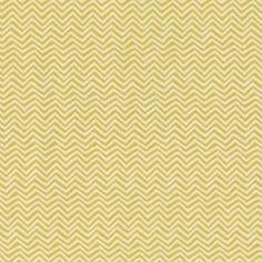 Dear Stella House Designer - Piper - Zig Zag in Yellow