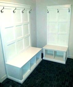 mudroom bench ikea hacks entry storage hall tree and ideas benches for mud room plans pictures diy shoe