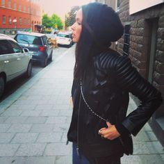 Blogger Columbine Smille - we love her! www.ark.co.uk #blogger #sweden #streetstyle