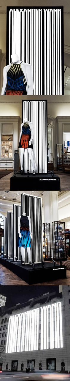 Alexander Wang Display