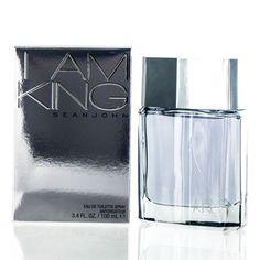Sean John I Am King Men's 3.4-ounce Eau de Toilette Spray (IAKMTS34), Size 3.1 - 4 Oz.