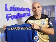 Esteban Cambiasso Signs For Leicester City