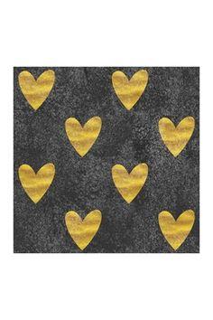 Hearts Afloat Wall Art