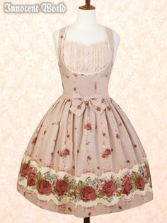 Innocent World - lolita fashion