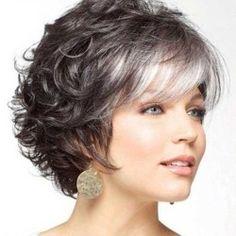 short hairdos for women over 50 - Google Search