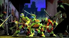 Teenage Mutant Ninja Turtles (2012 TV series) - TMNTPedia