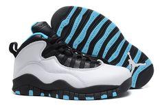 99a52e43b85 Air Jordan 10 Retro Powder Blue