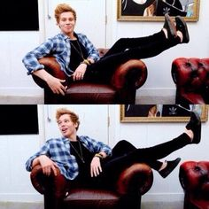 Luke Hemmings everyone :-)