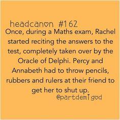 Poor Rachel
