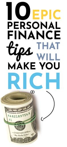 How to save money and become a finance expert! Follow these personal finance hacks and you'll be on track to start living the life of your dreams!