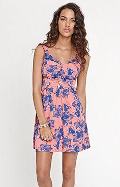 Element Fable Dress at PacSun.com