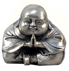 Skinny or fat, I love him. I truly admire the teachings of Buddhism.