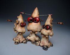 James DeRosso Monster Ceramics