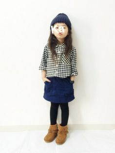 kannn |無印良品のシャツ・ブラウスを使ったコーディネートWEAR Kids Winter Fashion, Kids Fashion, Toddler Boy Fashion, Toddler Girl, Young Fashion, Look Fashion, Baby Boy Toys, Stylish Kids, Japan Fashion
