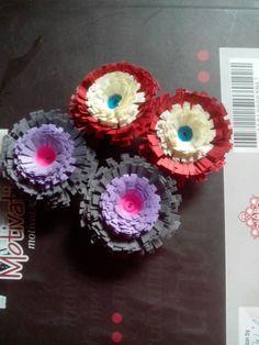 Paper arts Paper Art, Crochet Earrings, Jewelry, Papercraft, Jewlery, Jewerly, Schmuck, Jewels, Jewelery