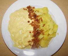 Senf - Eiersoße